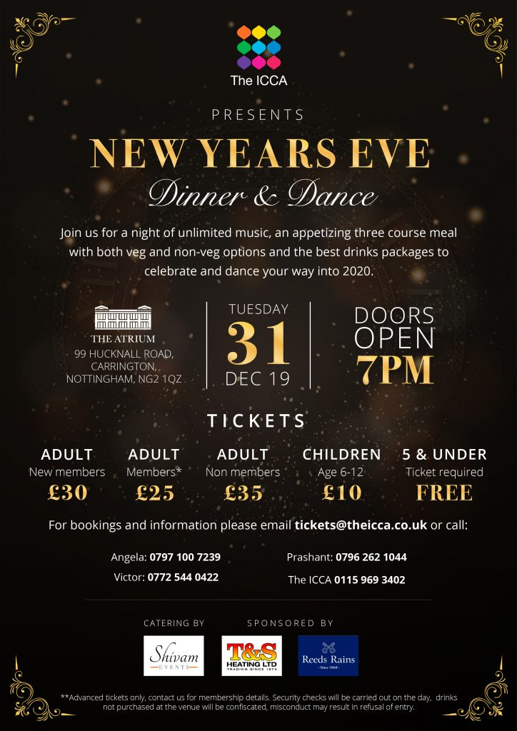 New Years Eve Party Nottingham 2019