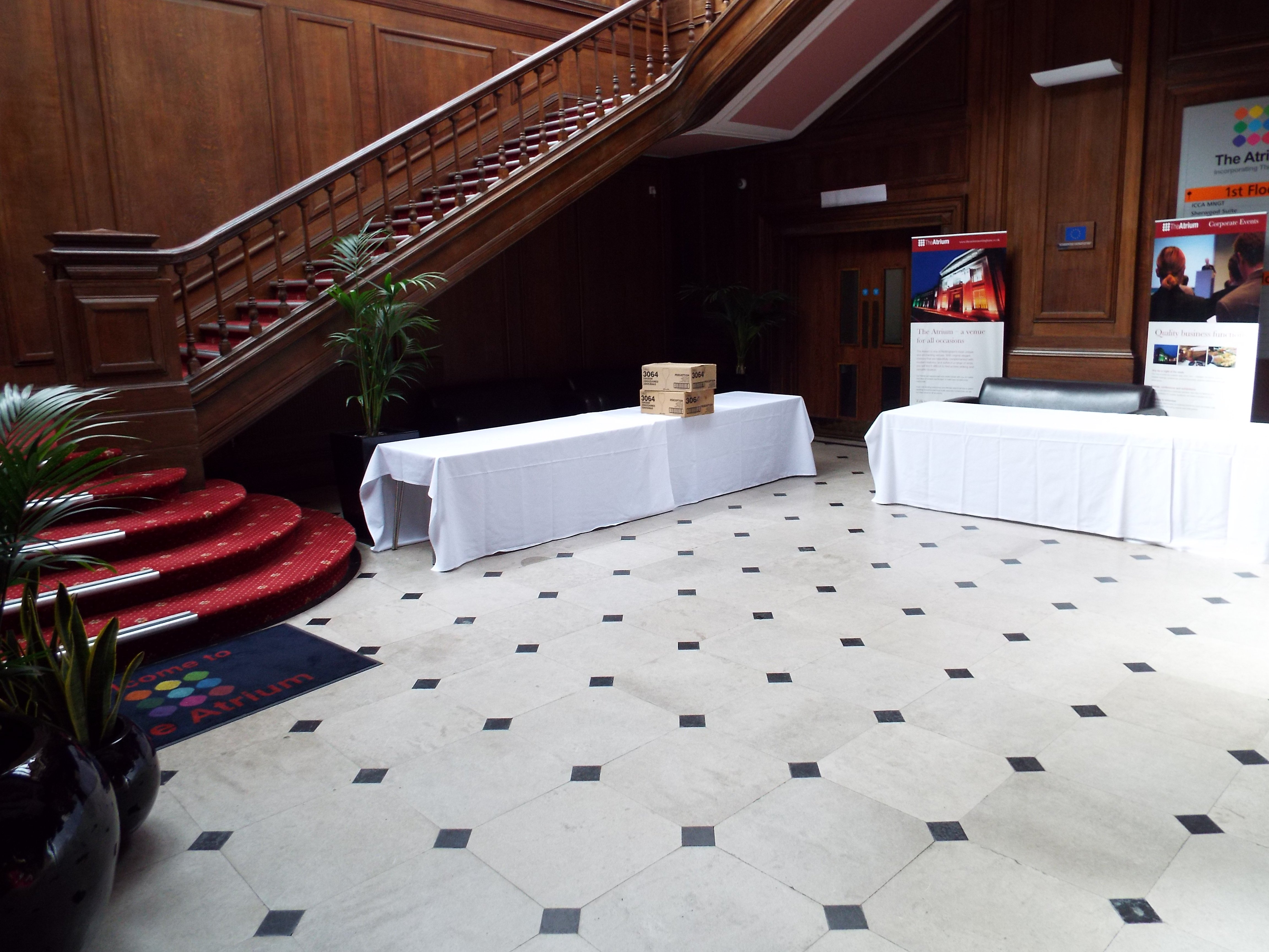 Entrance Reception Foyer