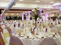 Platinum Suite Gala Dinner
